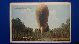 CAMP DE MAILLY BALLON D4AEROSTATION - Dirigibili