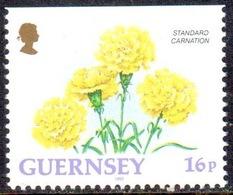 Guernesey 615 ** 1993 Dentelé Sur 3 Côtés - Guernesey