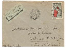 5577 - Pour La France - Madagascar (1889-1960)