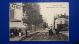 BOULOGNE SUR SEINE RUE DES ABONDANCES - Montlhery
