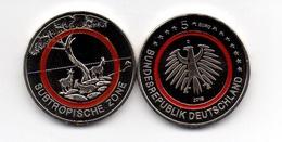 Germany - 5 Euro 2018 - D UNC Subtropical Zone Lemberg-Zp - Germania
