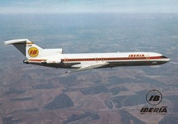 BOEING 727/256/CIE IBERIA (dil392) - Avions