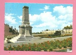 C.P. Braine-l'Alleud = Square  Général  Baron Snoy  Et  Monument  Aux  Morts - Braine-l'Alleud