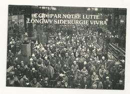 CGT Par Notre Lutte Longwy Sidérurgie Vivra. Rencontre Avec Henri Krasucki, 16-01-79 - Syndicats
