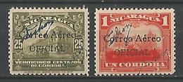 Correo Aereo Servicio Oficial - Nicaragua
