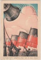 \'t Vaderlant Ghetrouwe Tot In Den Doet - Aandenken Te Lustrum 14 December 1936 - Nationaal-Socialistische Beweging - NS - Partidos Politicos & Elecciones