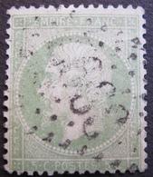 OE/271 - NAPOLEON III N°20 - LGC - 1862 Napoleon III