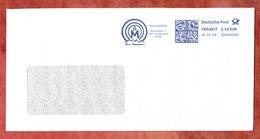Brief, FRANKIT Pitney Bowes 4D050.., Mutter-Kind-Klinik Timmendorfer-Strand, 90 C, 2008 (55318) - BRD
