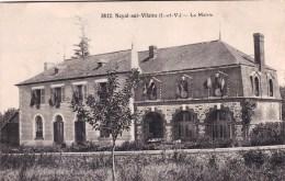 35 - NOYAL SUR VILAINE  -  La Mairie - Altri Comuni
