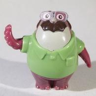 K267 / Kinder Joy Série Monsters University / Don Carlton / Ref : TR255 - Monoblocs
