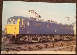 86 Class No.86326 - Trains