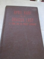 APRIL KANE AND THE DRAGON LADY - Books, Magazines, Comics