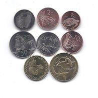 Tokelau 2017. Complete Coin Set UNC - Monnaies