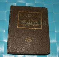 Miniature Library - Vintage (Dr Jekyll And Mr Hyde, R L STEVENSON) 10 X 8 X 0.7 Cm, 120 Pages - Boeken, Tijdschriften, Stripverhalen