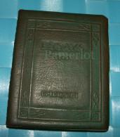 Little Leather Library - 1916-23 ( Essays, EMERSON ) 10 X 8 X 0.7 Cm, 96 Pages - Boeken, Tijdschriften, Stripverhalen