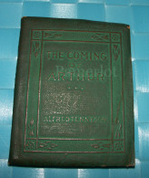 Little Leather Library - 1916-23 ( The Coming Of Arthur, ALFRED TENNYSON ) 10 X 8 X 0.7 Cm, 95 Pages - Boeken, Tijdschriften, Stripverhalen