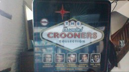 Essential Crooners Collection 3 Cd Coffret Metal - Hit-Compilations