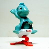 K294 / Kinder Série Spéciale 40 Ans / Drolly Dinos / Ref : FF264 - Montables