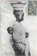 231 - AFRIQUE OCCIDENTALE - NOURRICE FOULACH TBE - Ethniques & Cultures