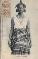 157 - GUINEE - CONAKRY  FILLE SOUSOU TBE - Ethniques & Cultures