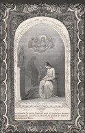 Anna Maria Verhulst-muyzen-mechelen-1857-iets Geknipt? - Images Religieuses
