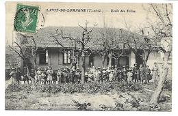 LAVIT DE LOMAGNE - Ecole Des Filles - Lavit