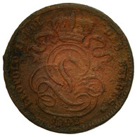 Monnaie, Belgique, Leopold II, Centime, 1902, B+, Cuivre, KM:33.1 - 1865-1909: Leopold II
