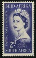 UNION OF SOUTH AFRICA 1953 MNH Stamp(s) Coronation 231 #2458 - Unused Stamps