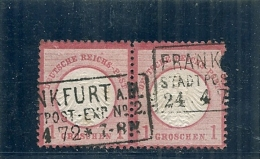 ALLEMAGNE -  Empire  N° 4 Côte L'un 7.00€ - Deutschland