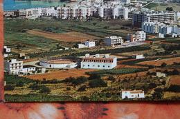 Old  Postcard PEÑISCOLA, Plaza De Toros Basic View - Corrida - Corrida