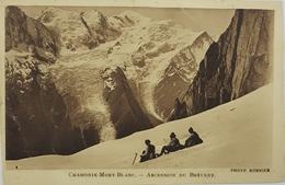 France 74 , Chamonix Mont Blanc , Ascension Du Brevent , Non Voyage - Chamonix-Mont-Blanc