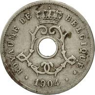 Monnaie, Belgique, 5 Centimes, 1904, TB, Copper-nickel, KM:54 - 1865-1909: Leopold II