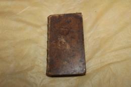 Avis Au Peuple Sur Sa Santé  Vers 1767 Tissot Tome 1 - Livres, BD, Revues