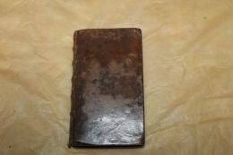 LES AMOURS DE TIBULLE. Seconde édition 1719 LA CHAPELLE Tome I - Livres, BD, Revues