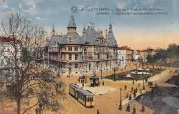 ANTWERPEN - Nationale Bank En Frankryklaan - Antwerpen