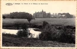 JAMOIGNE - La Semois Et Le Château Du Sacré-Coeur - Chiny