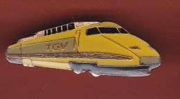 53372-Pin's.TGV.train.transport.SNCF.. - TGV
