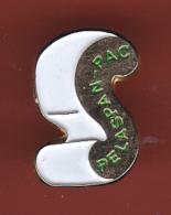 53386-Pin's.PELASPAN .numéroté 1334.. - Marques