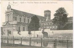 CPA - Bruges - Eglise Et Ancienne Abbaye Des Dunes - Brugge