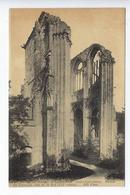 CPA Saint Wandrille Ruines Du Transept Côté De La Nef - Saint-Wandrille-Rançon