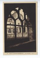 CPA Abbaye De Saint Wandrille Le Cloitre 54 - Saint-Wandrille-Rançon