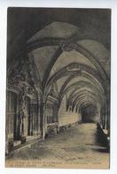 CPA Abbaye De Saint Wandrille Galerie Du Cloitre Lavabo - Saint-Wandrille-Rançon