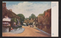 The Old Village By I. W. Shanklin - Unused - Paintings
