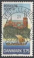 LSJP DENMARK CASTLE ROSKILDE ARCHITECTURE 1998 - Castles