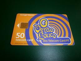 Télécartes > Télécartes - Pays > Portugal Telecom Card Pt 50 - Portugal