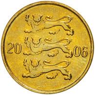 Monnaie, Estonia, 10 Senti, 2006, No Mint, SPL+, Aluminum-Bronze, KM:22 - Estonia