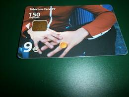 Télécartes > Télécartes - Pays > Portugal TELECOM CART PT 150 IMPULSOS - Portugal