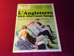 THE ROLLING STONES  ° PARIS MATCH No 886 LE 2 04 1966 - Bücher, Zeitschriften, Comics