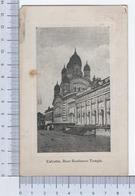 Calcutta ~ Rani Rashmoni Temple ~ 1920 - India