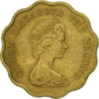Monnaie, Hong Kong, Elizabeth II, 20 Cents, 1976, TB+, Nickel-brass, KM:36 - Hong Kong